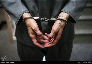 عکس/دستگیری سه شرور سابقهدار