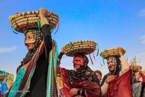 عکس/ جشنواره شکرگزاری انبه در میناب