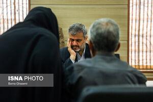 دیدار مردمی دادستان تهران
