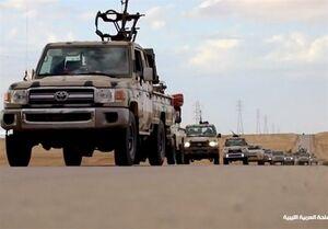 """درگیری شدید بین نیروهای """"حفتر"""" و دولت وفاق لیبی"""