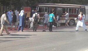 عکس/ سه انفجار مرگبار در افغانستان!