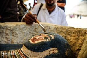 عکس/ از اهرام دیده نشده مصر