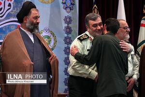 عکس/ اختتامیه مسابقات قرآن کریم کارکنان نیروهای مسلح