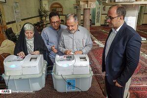 عکس/ انتخابات شورایاری محلات تهران