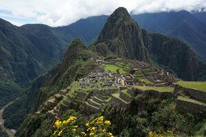 عکس/ سفر به یک شهر باستانی در پرو