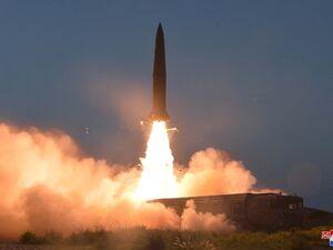 آزمایش موشکی جدید کرهشمالی