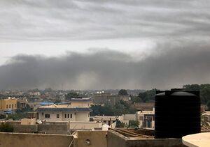 دولت وفاق ملی پهپادهای حفتر در لیبی را هدف قرار داد