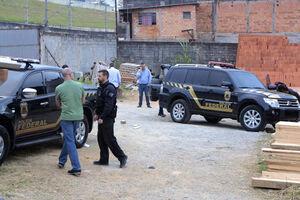 سرقت پیش از ۱۵۰۰ پوند طلا در برزیل