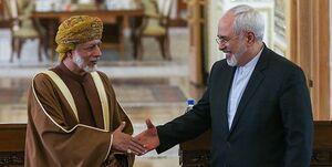 تأکید ظریف و بن علوی بر تداوم رایزنیهای ایران و عمان