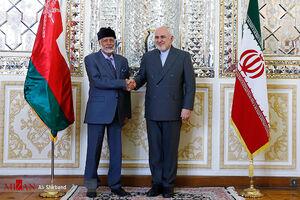 فیلم/ سفر وزیر امورخارجه عمان به ایران؛ پای نفتکش بریتانیا در میان است؟