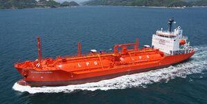 ادعای سنگاپور درباره توقیف نفتکش چینی حامل LPG ایران