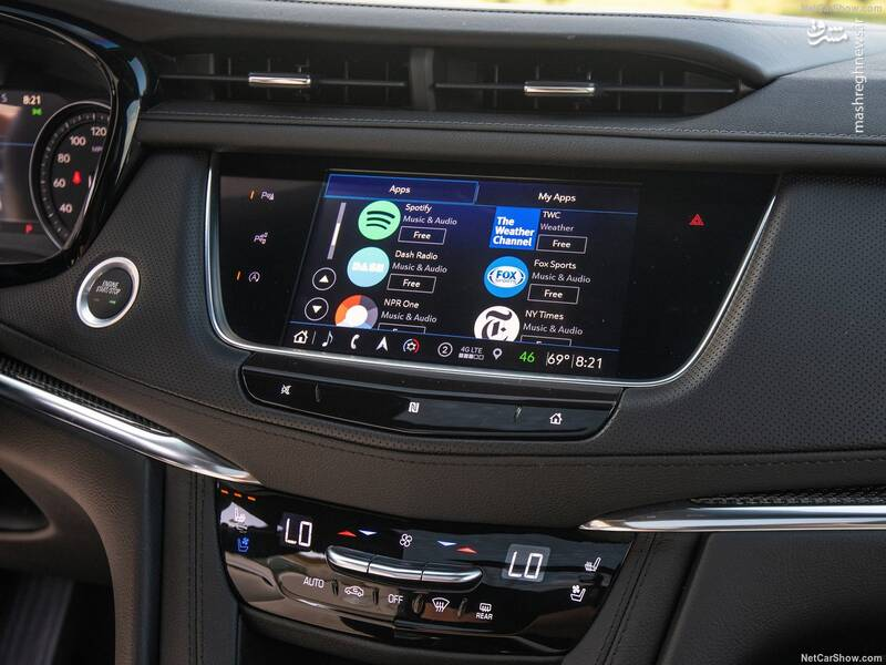 Cadillac XT5 (2020)