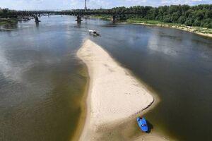 خشکسالی در قلب اروپا