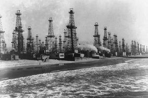 استخراج نفت