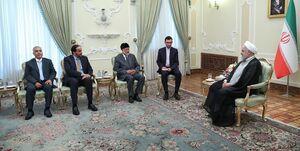 روحانی: حضور نیروهای خارجی عامل اصلی تنش در منطقه است