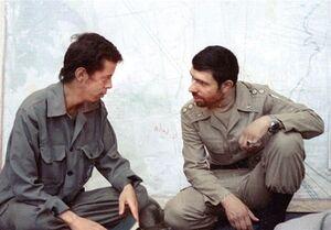 صدام پس از شهادت صیاد شیرازی چه گفت؟
