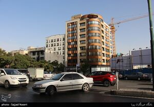 زمین ۳۰۰۰ متری سعادتآباد که بهجای حسینیه تبدیل به برج شد!!