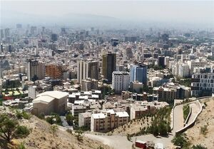 جدول/ قیمت آپارتمان در منطقه ۵ تهران