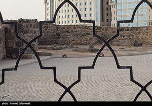 زیارت جانبازان از مسجدالنبی و قبرستان بقیع
