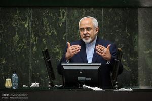 فیلم/ ظریف: حرفهایم درباره توان دفاعی را تقطیع کردند