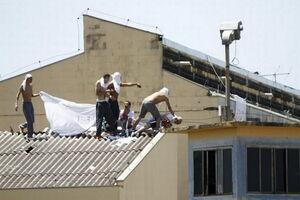 ۵۲ کشته در شورش زندانیان برزیلی