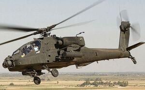 آمریکا ارتش امارات را به بالگردهای «آپاچی ای -۶۴» مجهز میکند
