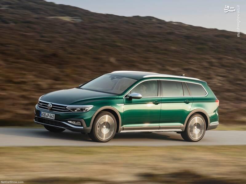 Volkswagen Passat Alltrack (2020)