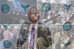 افشاگر عملیات توئیتری بر علیه ایران، ساسپند شد