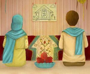 رهبر انقلاب: بنای ازدواج، بر سازش دختر و پسر است