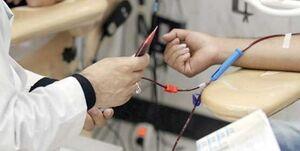 مهربانی از نوع اهدای خون