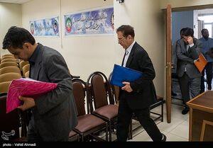 عکس/ دومین جلسه رسیدگی به پرونده گوشتهای وارداتی