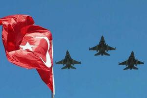عملیات هوائی ارتش ترکیه