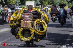 عکس/ بازی با مرگ در خیابانها