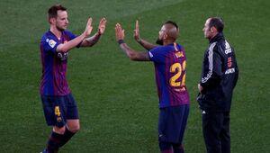 یکی از این دو بازیکن از بارسلونا خواهد رفت