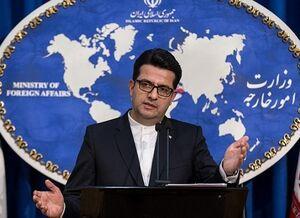 موسوی: ایران مایل است به دیپلماسی و گفت وگو فرصت دیگری دهد
