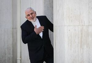 Image result for واکنشها به تحریم ظریف