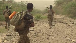 جزئیات حملات سنگین به رزمندگان یمنی در شمال شرق استان صعده/ تیر مزدوران آل سعود باز هم به سنگ خورد + نقشه میدانی و عکس