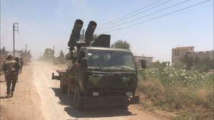 آهنگ مرگ برای تروریستها در شمال سوریه / فتح «لطمانه» کلید پاکسازی شمال استان حماه+ نقشه میدانی و عکس