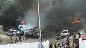 فیلم/ حمله به رژه مزدوران سعودی در عدن