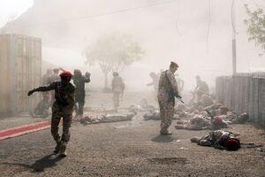 حمله مرگبار انصارالله به رژه نظامیان در عربستان
