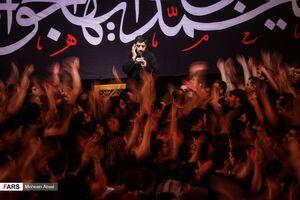عکس/ شب شهادت امام جواد(ع) درهیات ریحانة الحسین