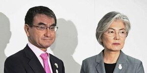 تنش میان ژاپن و کره جنوبی در حال رسیدن به نقطه جوش