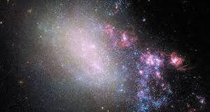 ثبت تصویری شگفت انگیز از زایشگاه ستارگان توسط هابل
