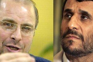 علت دیدار قالیباف با احمدینژاد