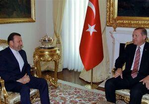 دیدار واعظی با اردوغان؛ تاکید بر افزایش حجم روابط دو کشور