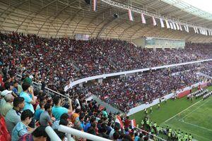 بیانیه فدراسیون عراق درباره اتفاقات ورزشگاه کربلا