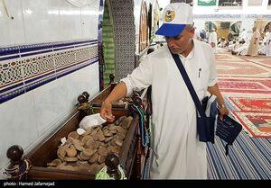 عکس/ مسجد شیعیان امام حسن(ع) در مدینه منوره