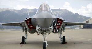 هواپیمای آمریکایی f35