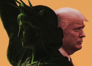 سقوط آمریکا پس از صعود ترامپ به کاخ سفید/ دموکراسی آمریکایی کِی و کجا مُرد/ واشینگتن باید پروژه نفوذ را دوباره راه بیندازد +عکس و فیلم