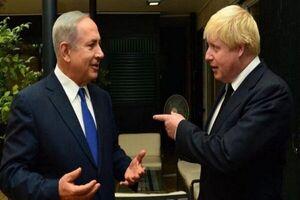 درخواست «نتانیاهو» از «جانسون» درباره ایران